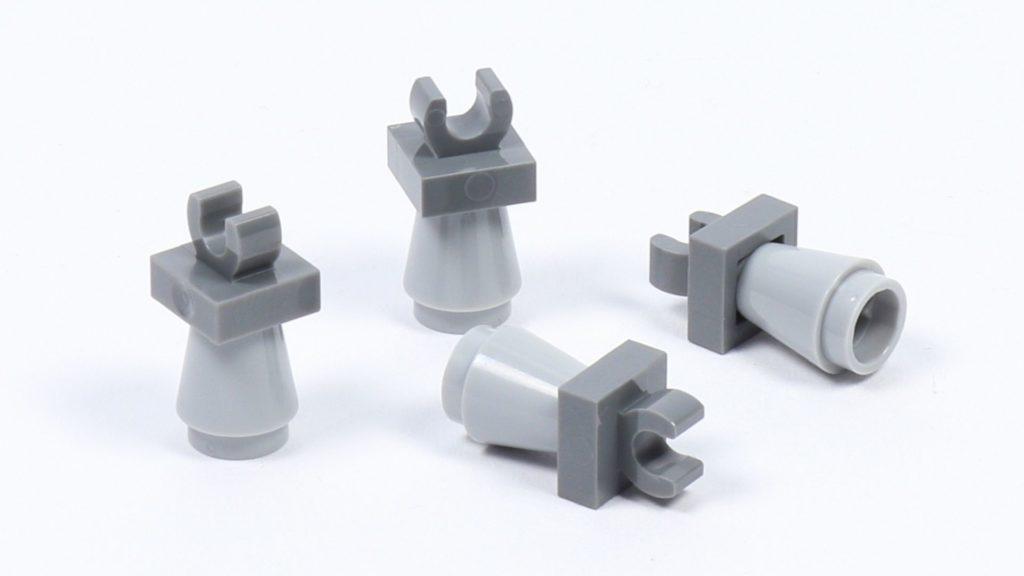 LEGO® Star Wars™ 75228 - Aufbau Escape Pod, Schritt 09 | ©2019 Brickzeit