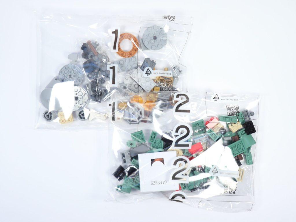 LEGO® Star Wars™ 75228 - Inhalt, Bausteine | ©2019 Brickzeit