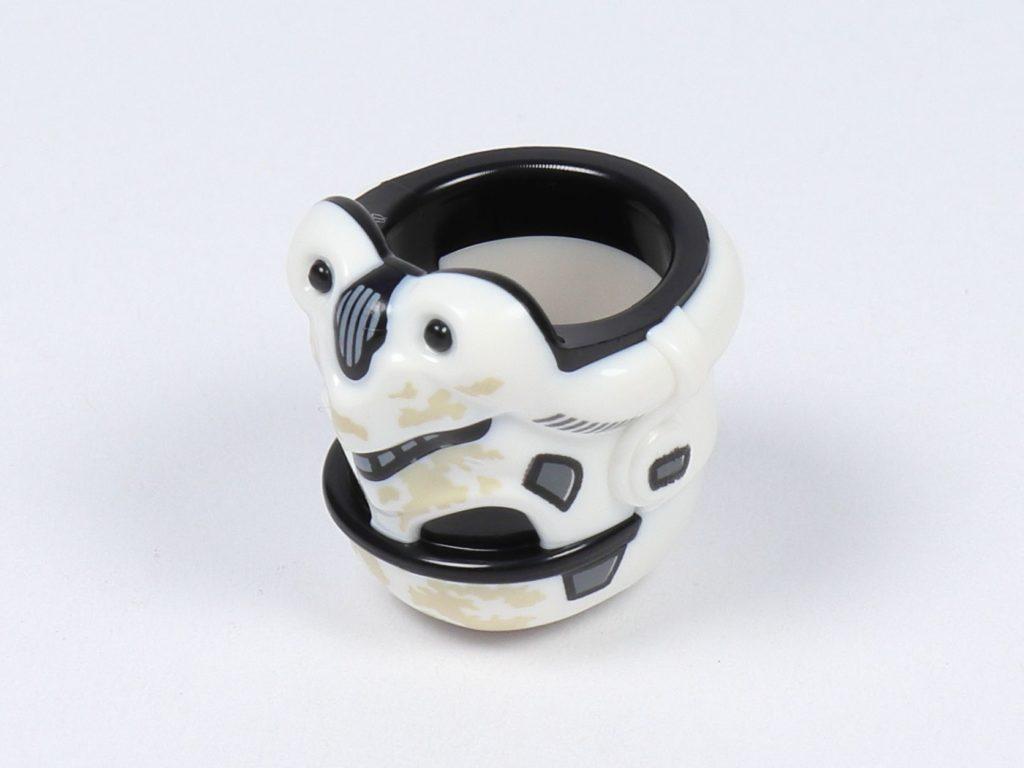 LEGO® Star Wars™ 75228 - Sandtrooper Helm, Vorderseite | ©2019 Brickzeit