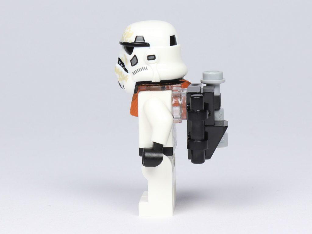 LEGO® Star Wars™ 75228 - Sandtropper, linke Seite | ©2019 Brickzeit