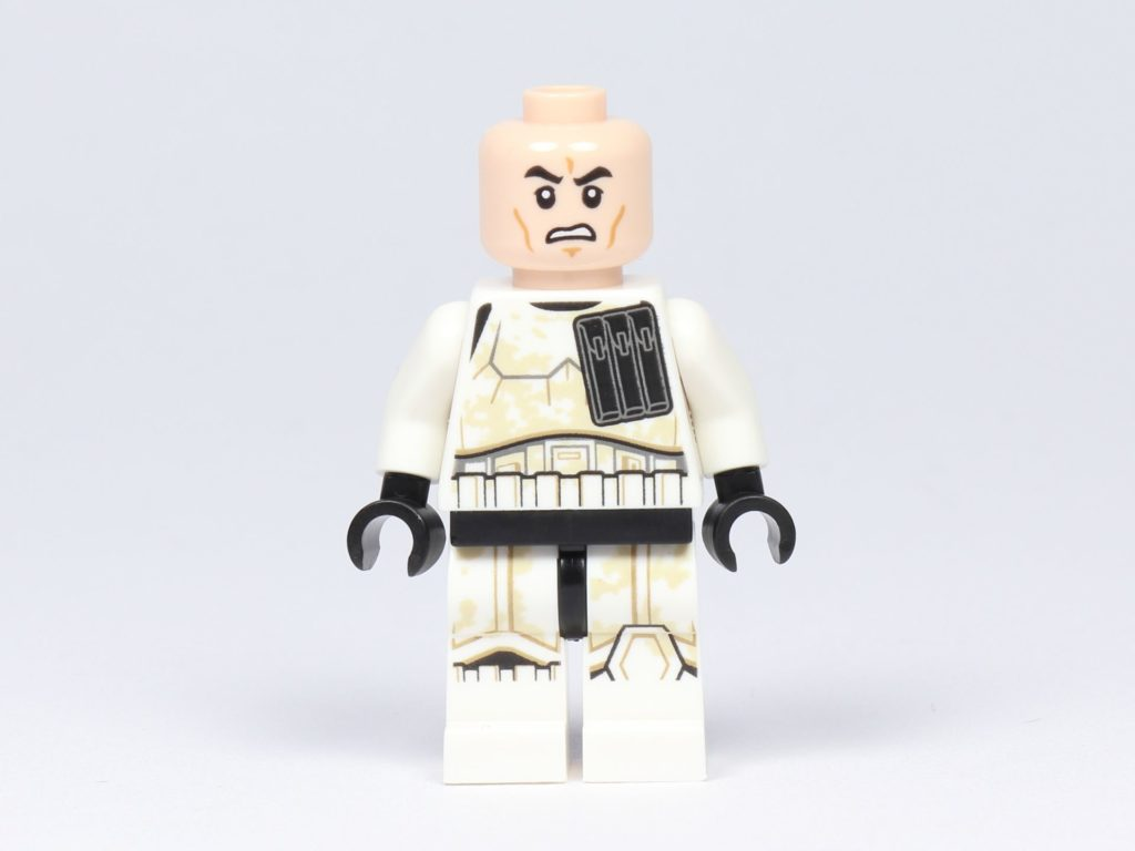 LEGO® Star Wars™ 75228 - Sandtropper ohne Zubehör, Vorderseite | ©2019 Brickzeit