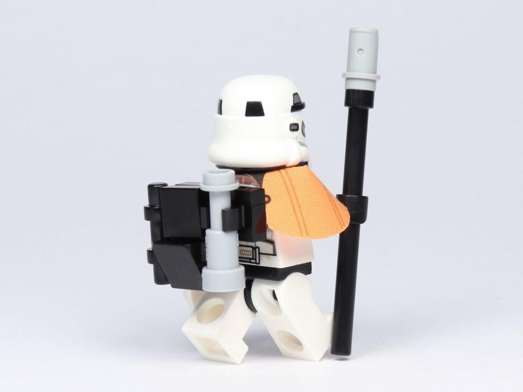 LEGO® Star Wars™ 75228 - Sandtropper, hinten rechts | ©2019 Brickzeit