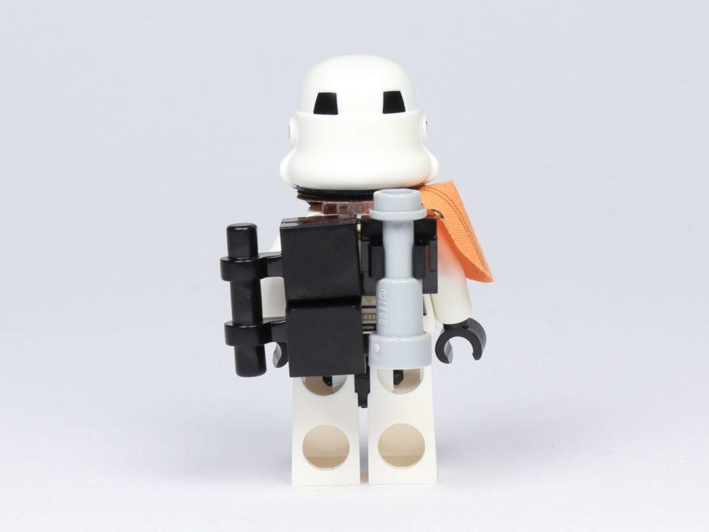 LEGO® Star Wars™ 75228 - Sandtropper, Rückseite | ©2019 Brickzeit