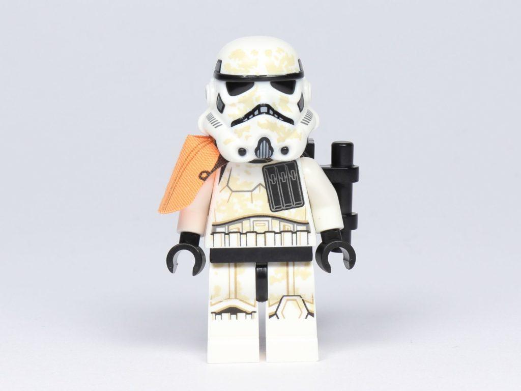 LEGO® Star Wars™ 75228 - Sandtropper, Vorderseite | ©2019 Brickzeit