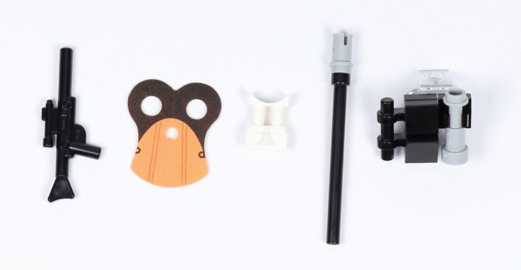 LEGO® Star Wars™ 75228 - Sandtropper, Zubehör | ©2019 Brickzeit