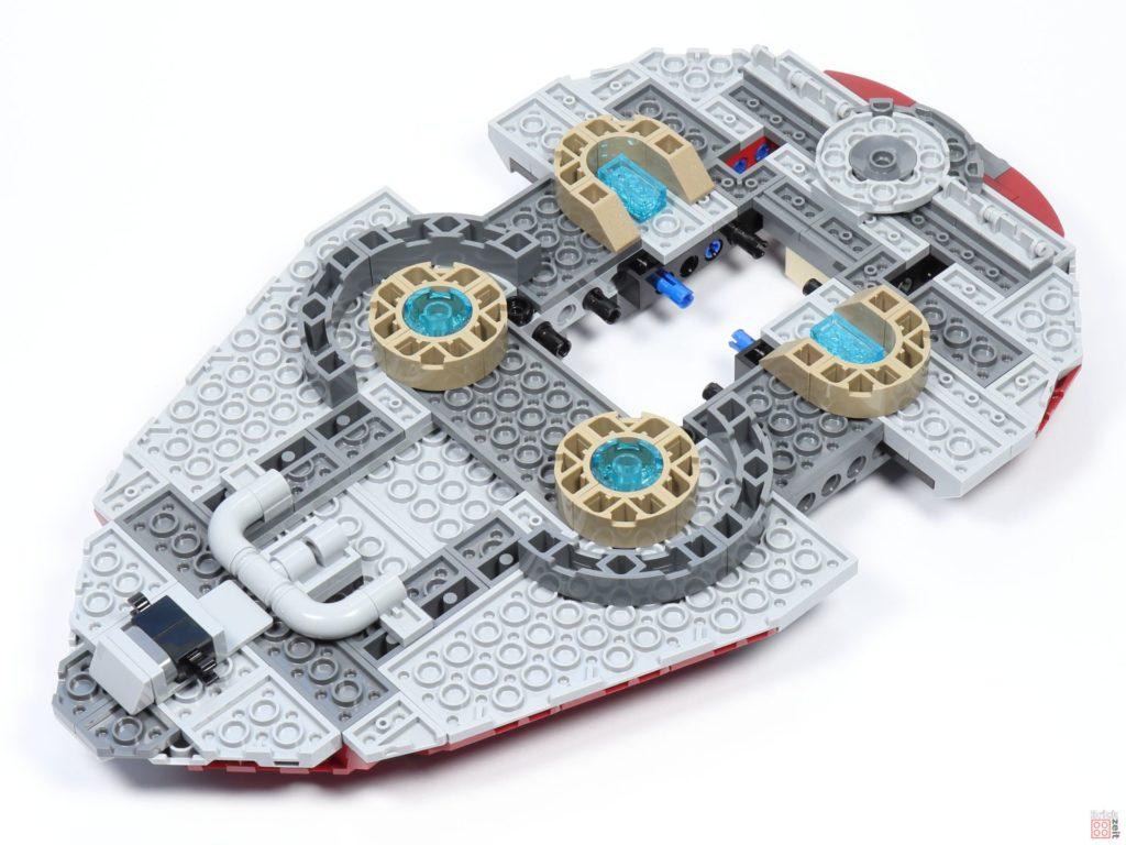 LEGO® Star Wars™ 75243 - Bauabschnitt 3, Bild 9 | ©2019 Brickzeit