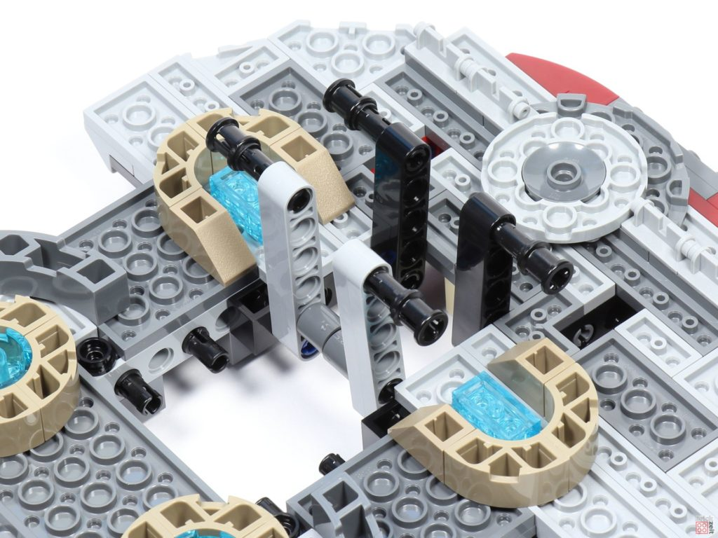 LEGO® Star Wars™ 75243 - Bauabschnitt 3, Bild 11 | ©2019 Brickzeit