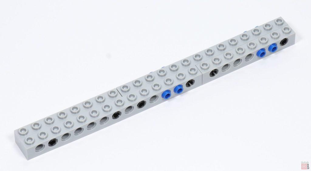LEGO® Star Wars™ 75243 - Bauabschnitt 5, Bild 2 | ©2019 Brickzeit