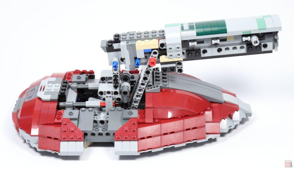 LEGO® Star Wars™ 75243 - Bauabschnitt 5, Bild 16 | ©2019 Brickzeit