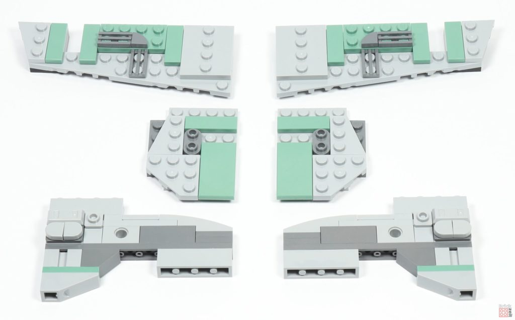 LEGO® Star Wars™ 75243 - Bauabschnitt 6, Bild 1 | ©2019 Brickzeit