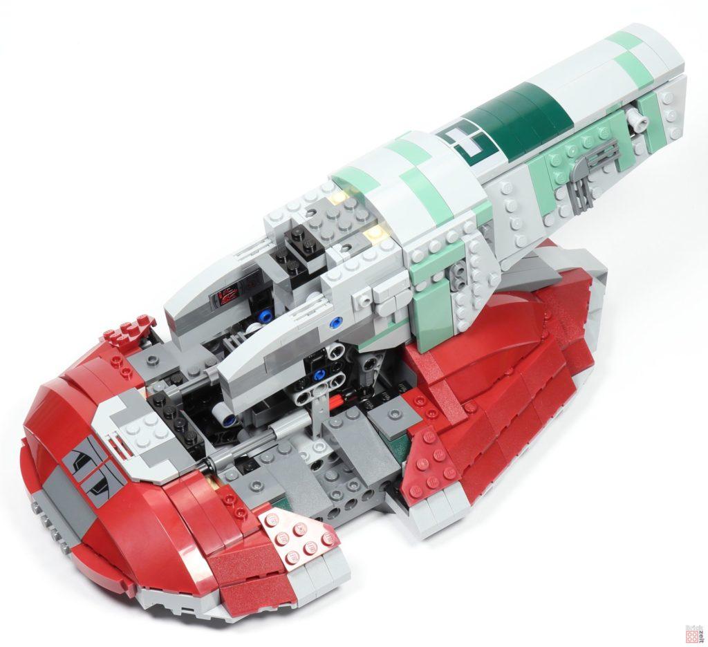 LEGO® Star Wars™ 75243 - Bauabschnitt 6, Bild 8 | ©2019 Brickzeit