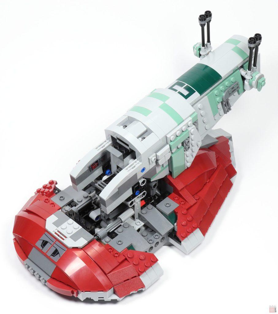 LEGO® Star Wars™ 75243 - Bauabschnitt 6, Bild 13 | ©2019 Brickzeit