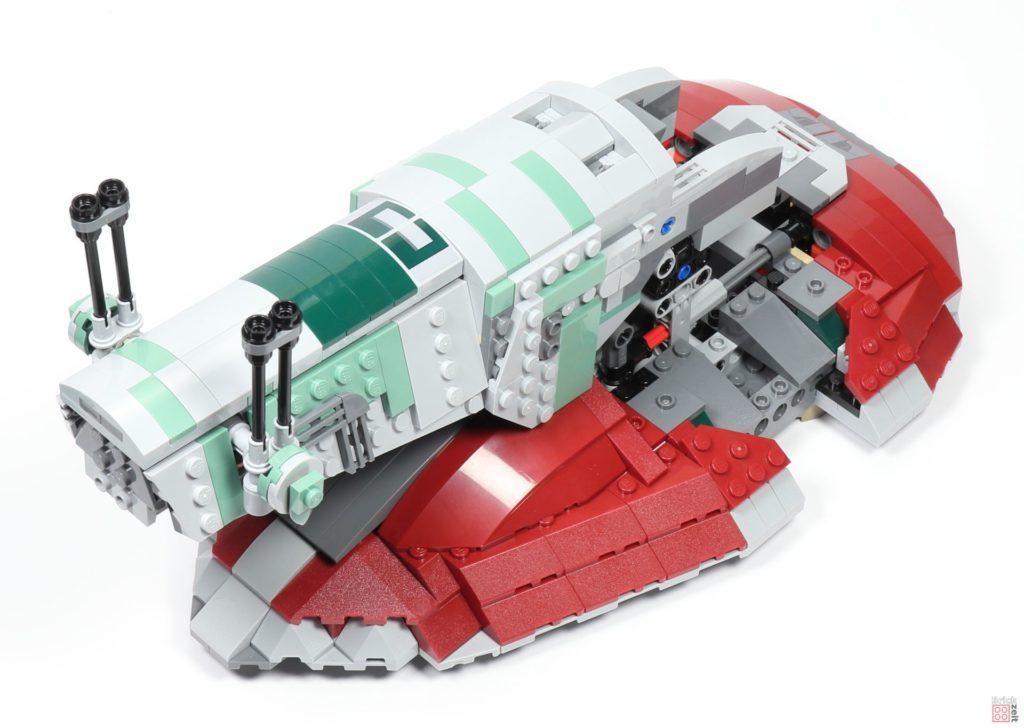 LEGO® Star Wars™ 75243 - Bauabschnitt 6, Bild 14 | ©2019 Brickzeit