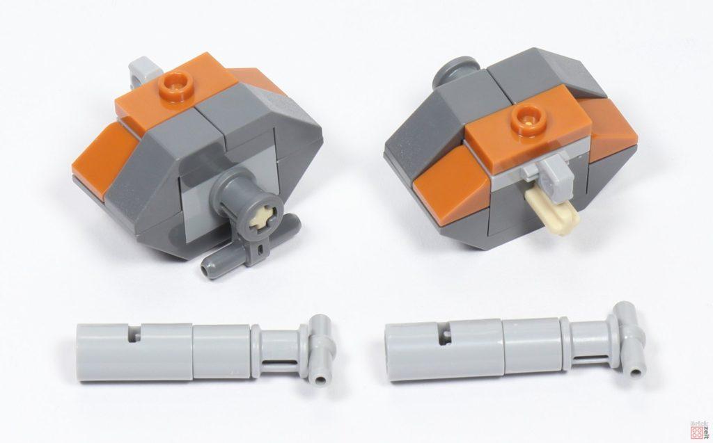 LEGO® Star Wars™ 75243 - Bauabschnitt 7, Bild 10 | ©2019 Brickzeit