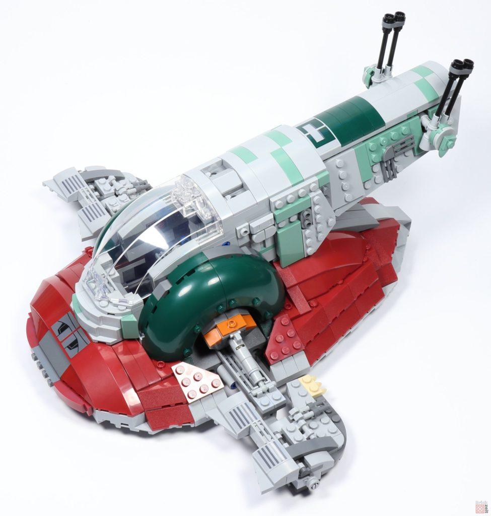 LEGO® Star Wars™ 75243 - Bauabschnitt 8, Bild 11 | ©2019 Brickzeit
