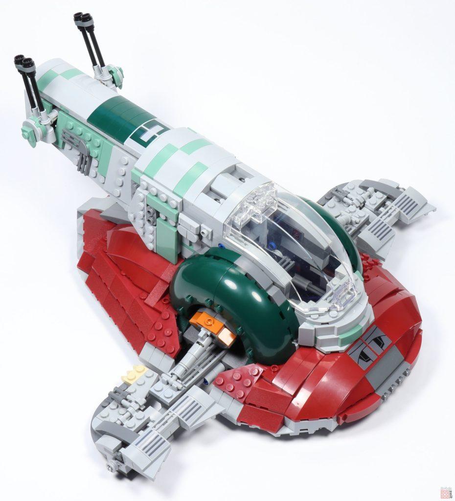 LEGO® Star Wars™ 75243 - Bauabschnitt 8, Bild 12 | ©2019 Brickzeit