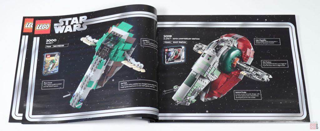 LEGO® Star Wars™ 75243 Slave I - Booklet, Seite 2 | ©2019 Brickzeit