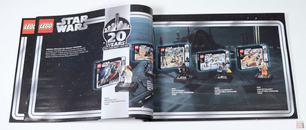 LEGO® Star Wars™ 75243 Slave I - Booklet, Seite 3 | ©2019 Brickzeit