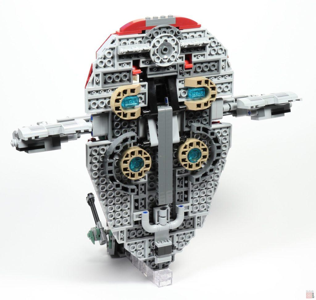 LEGO® Star Wars™ 75243 Slave I - fertig, Bild 3 | ©2019 Brickzeit