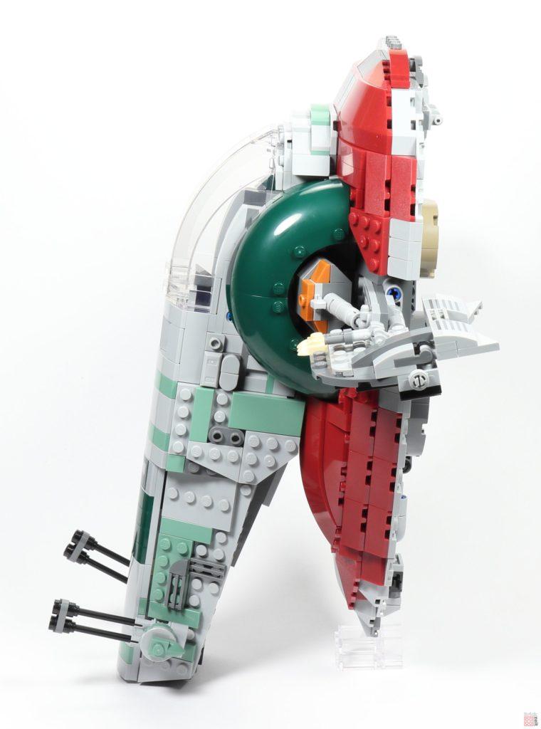 LEGO® Star Wars™ 75243 Slave I - fertig, Bild 4 | ©2019 Brickzeit