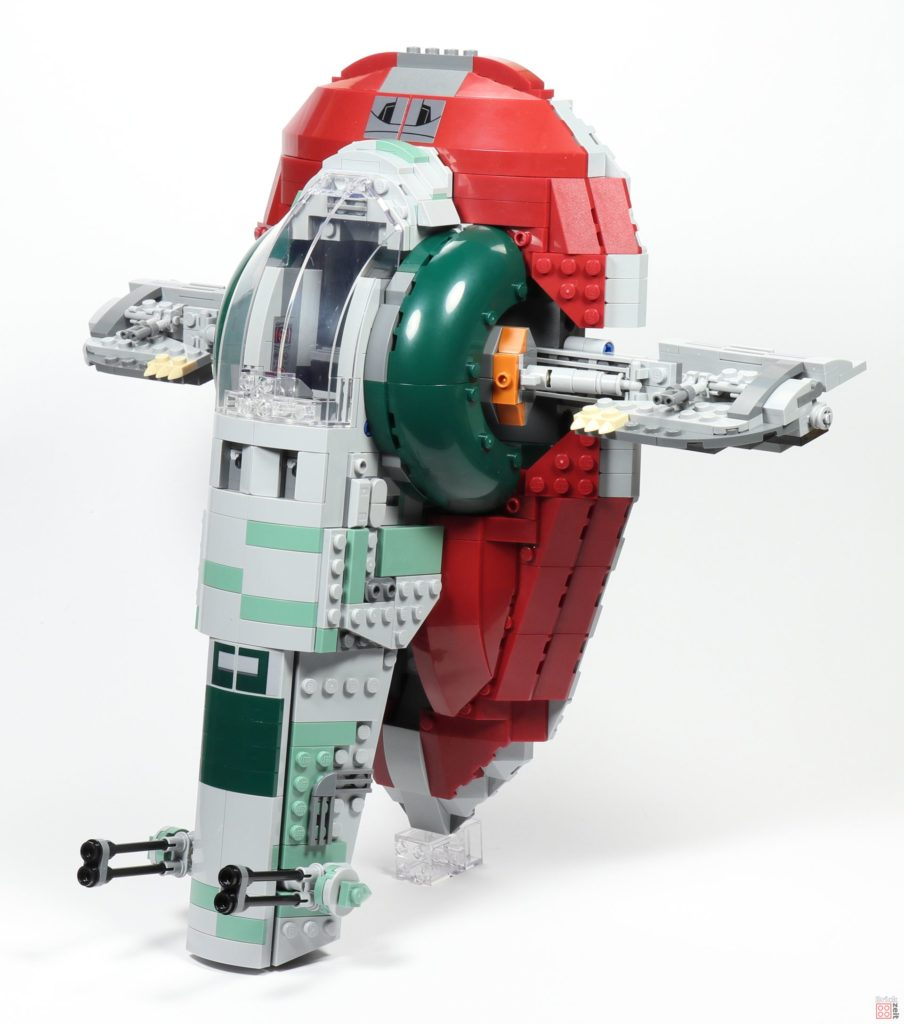 LEGO® Star Wars™ 75243 Slave I - fertig, Bild 5 | ©2019 Brickzeit