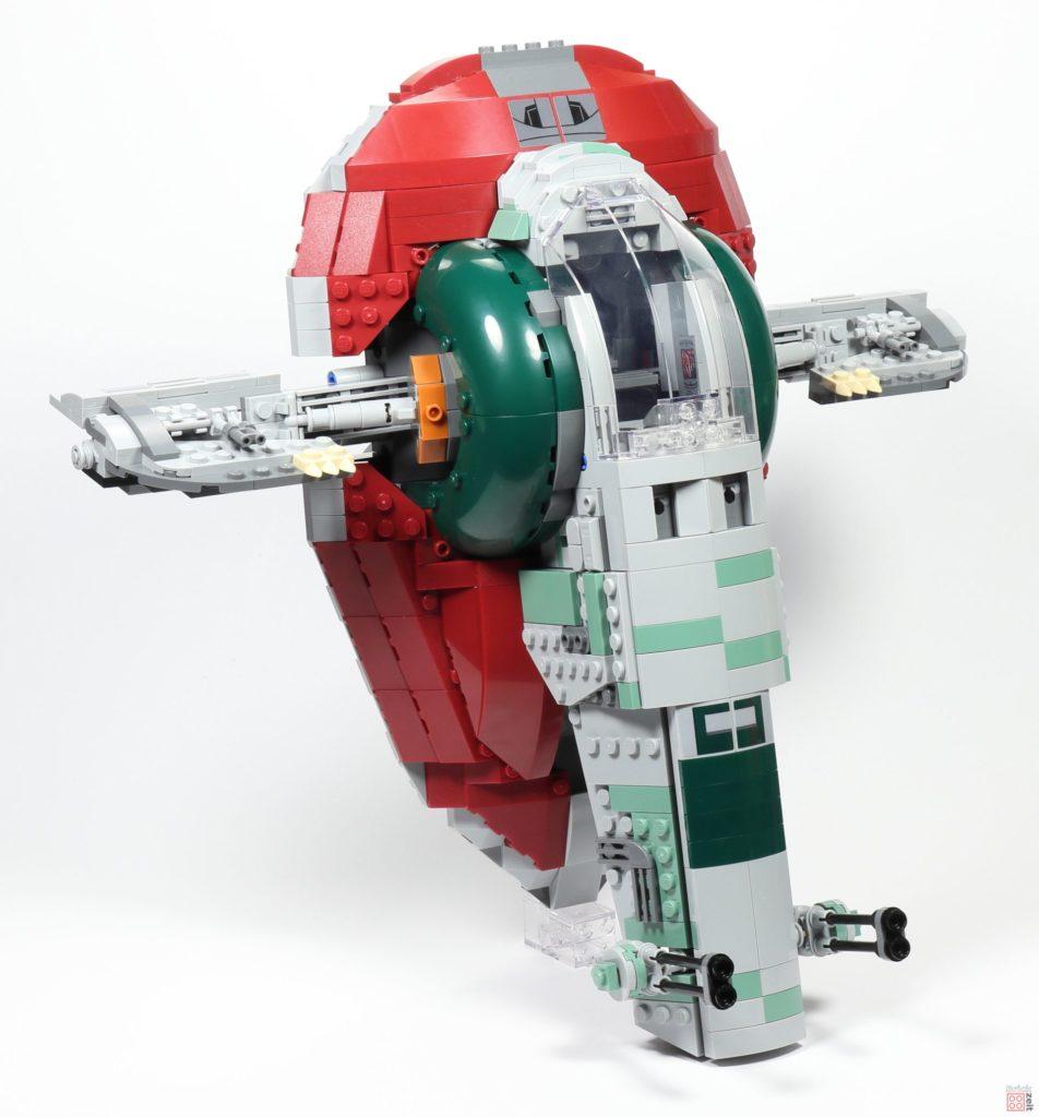 LEGO® Star Wars™ 75243 Slave I - fertig, Bild 7 | ©2019 Brickzeit