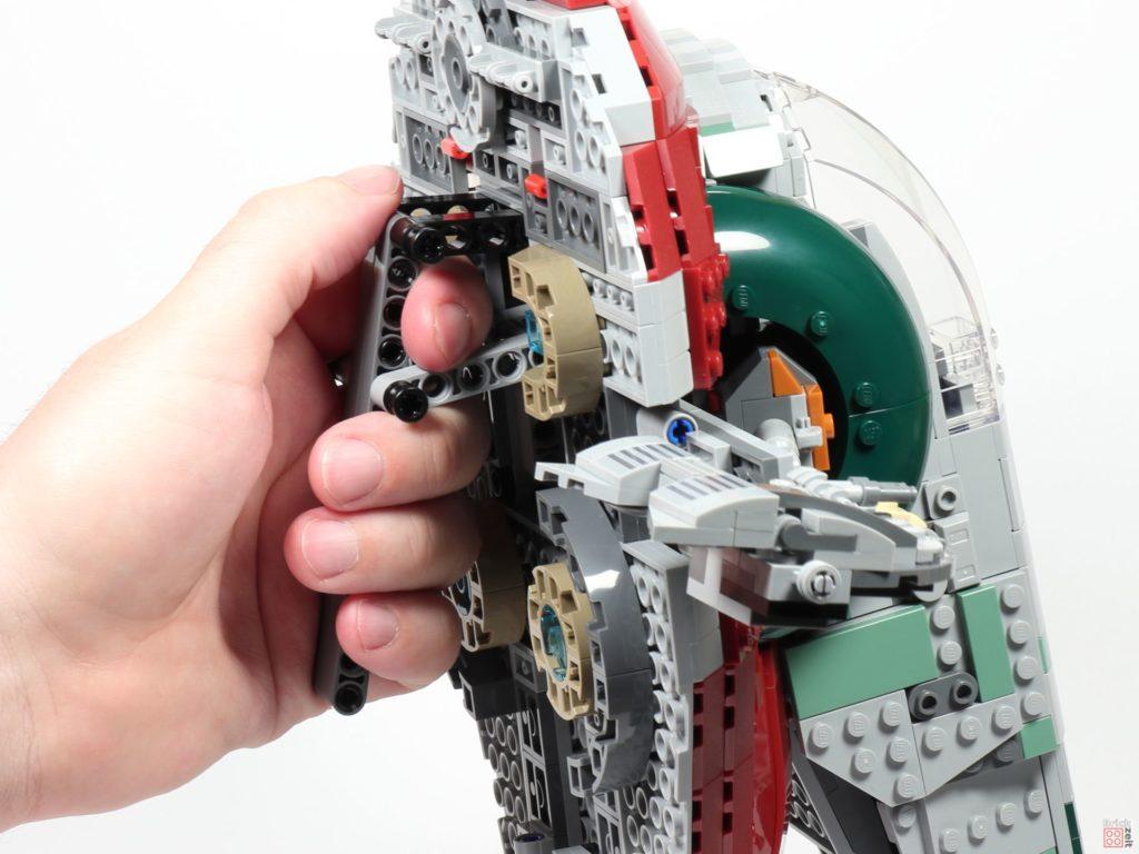 LEGO® Star Wars™ 75243 Slave I - fertig, Bild 9 | ©2019 Brickzeit