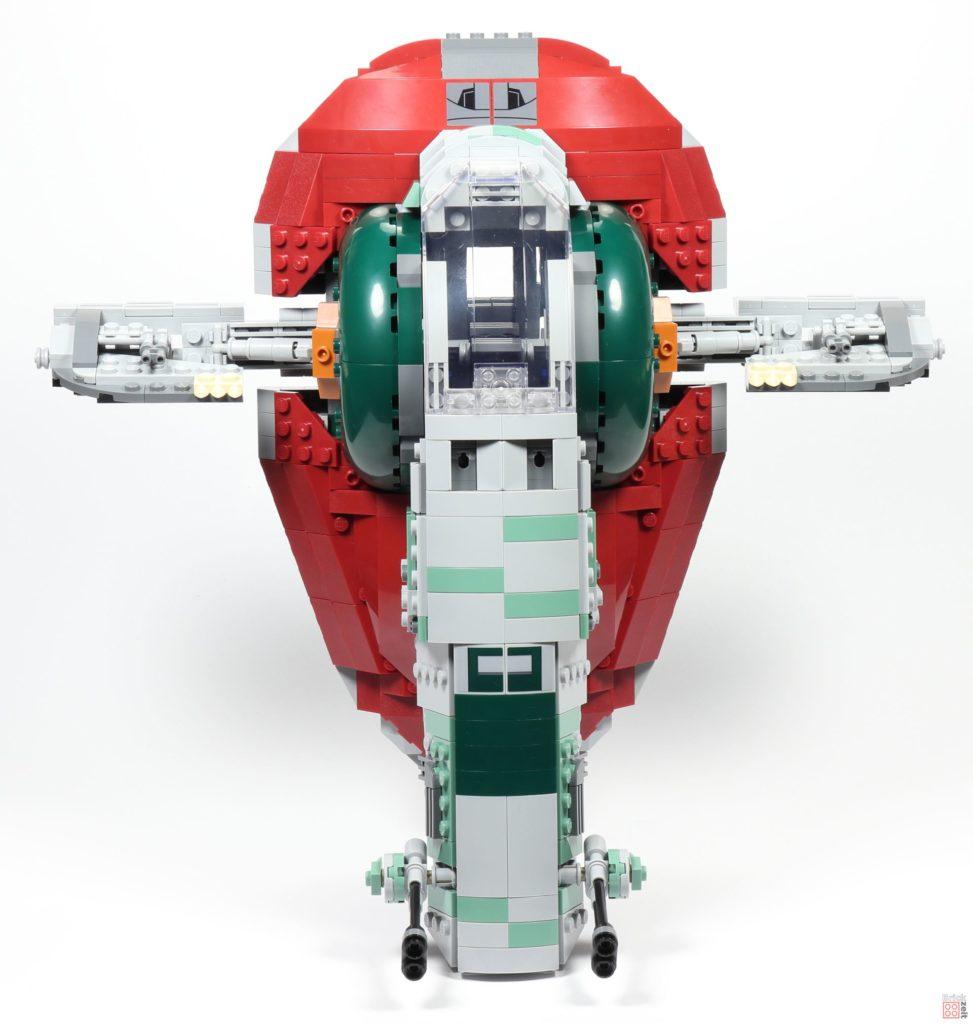 LEGO® Star Wars™ 75243 Slave I - fertig, Bild 12 | ©2019 Brickzeit