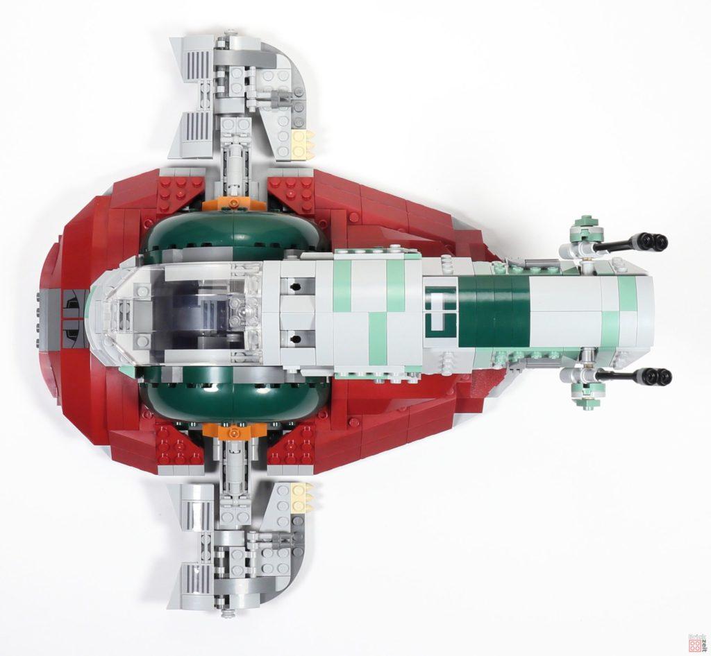 LEGO® Star Wars™ 75243 Slave I - fertig, Bild 24 | ©2019 Brickzeit