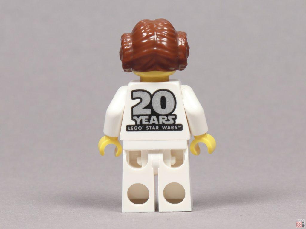 LEGO® Star Wars™ 75243 - Prinzessin Leia, Rückseite | ©2019 Brickzeit