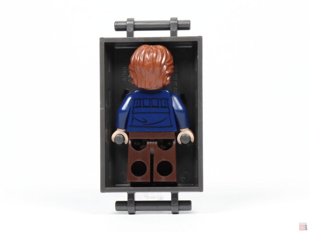 LEGO® Star Wars™ 75243 - Han Solo in Karbonit, Rückseite mit Minifigur | ©2019 Brickzeit
