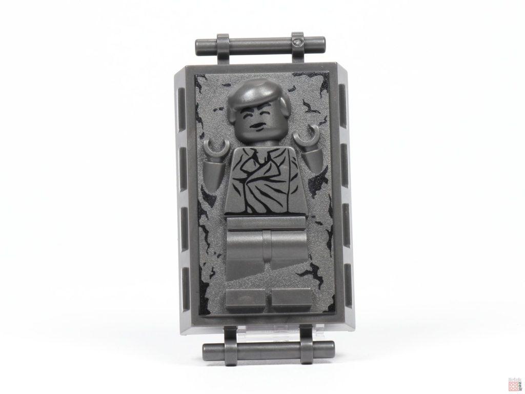 LEGO® Star Wars™ 75243 - Han Solo in Karbonit, Vorderseite | ©2019 Brickzeit