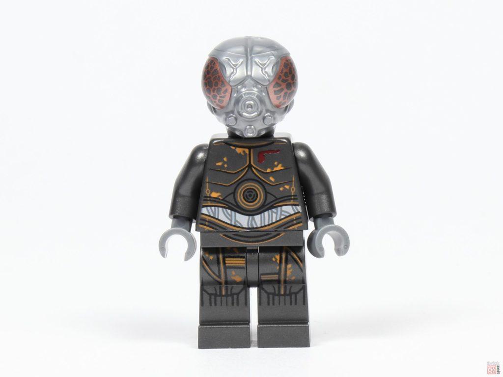 LEGO® Star Wars™ 75243 - 4-LOM, Vorderseite | ©2019 Brickzeit
