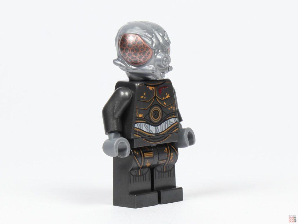 LEGO® Star Wars™ 75243 - 4-LOM, vorne rechts | ©2019 Brickzeit