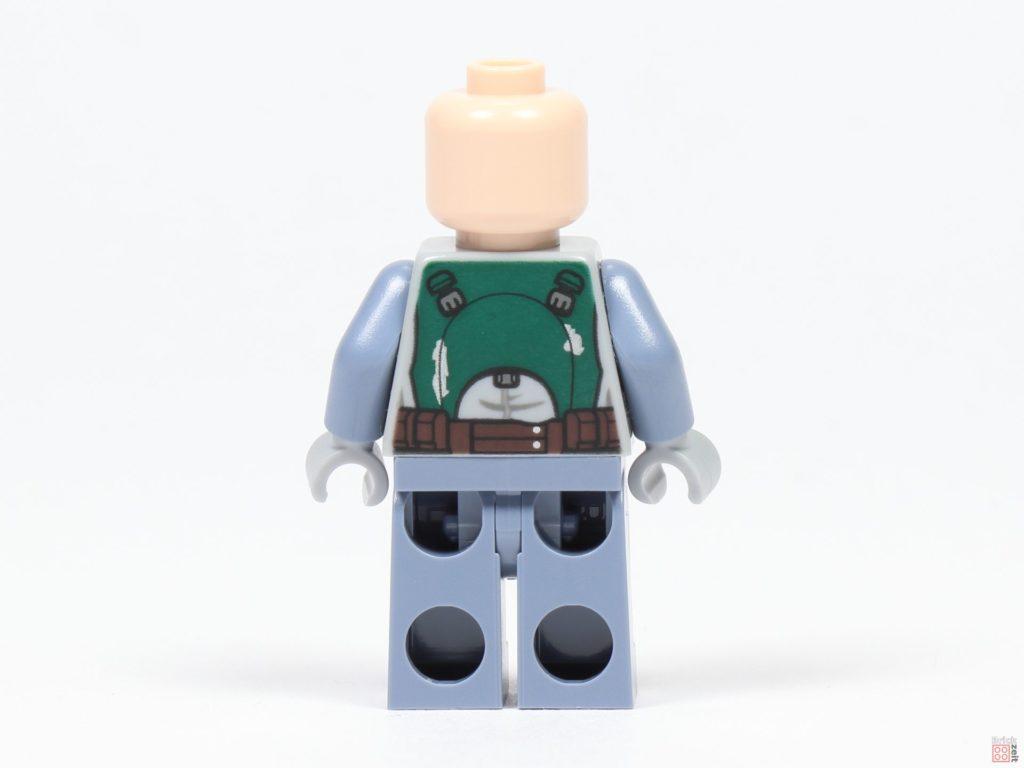 LEGO® Star Wars™ 75243 - Boba Fett ohne Zubehör, Rückseite | ©2019 Brickzeit