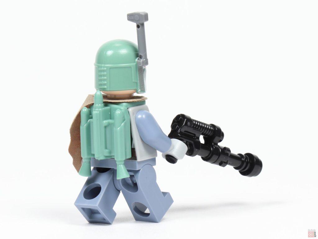 LEGO® Star Wars™ 75243 - Boba Fett mit Zubehör, Rückseite | ©2019 Brickzeit