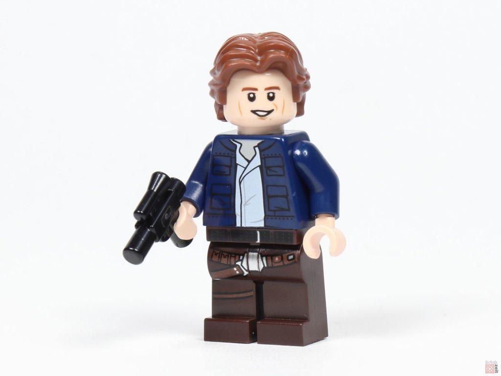 LEGO® Star Wars™ 75243 - Han Solo mit Blaster | ©2019 Brickzeit