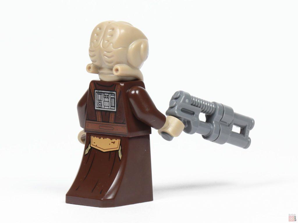 LEGO® Star Wars™ 75243 - Zuckuss mit Blaster, hinten | ©2019 Brickzeit