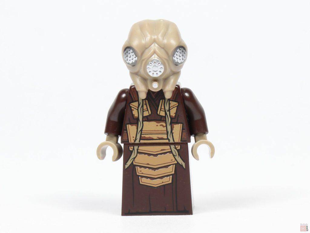 LEGO® Star Wars™ 75243 - Zuckuss mit Blaster, Vorderseite | ©2019 Brickzeit