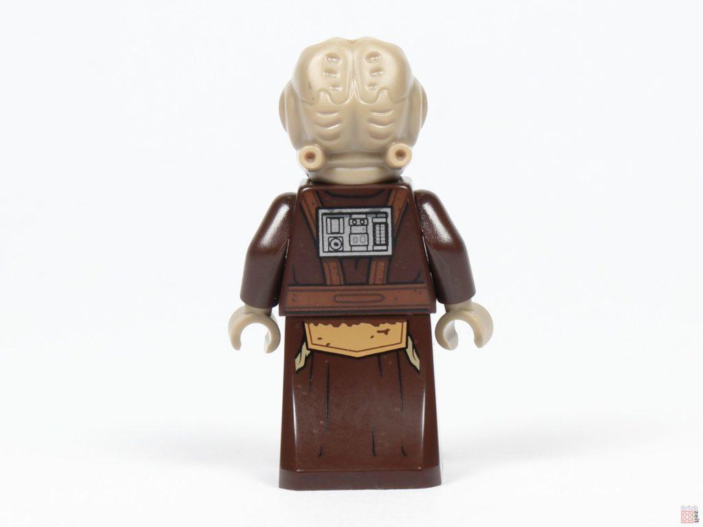LEGO® Star Wars™ 75243 - Zuckuss mit Blaster, Rückseite | ©2019 Brickzeit