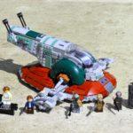 LEGO® Star Wars™ 75243 Slave I™ - 20 Jahre LEGO® Star Wars™ | ©2019 Brickzeit