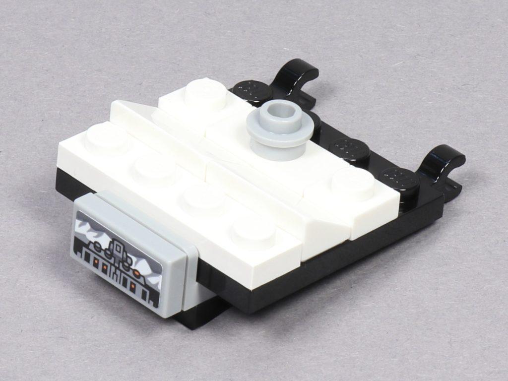 LEGO® Star Wars™ 75259 - Bauabschnitt 2 - Heckklappe mit Armaturen für Harpunen-Kanonier | ©2019 Brickzeit