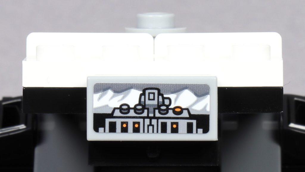 LEGO® Star Wars™ 75259 - Bauabschnitt 2 - Armaturen des Copiloten | ©2019 Brickzeit