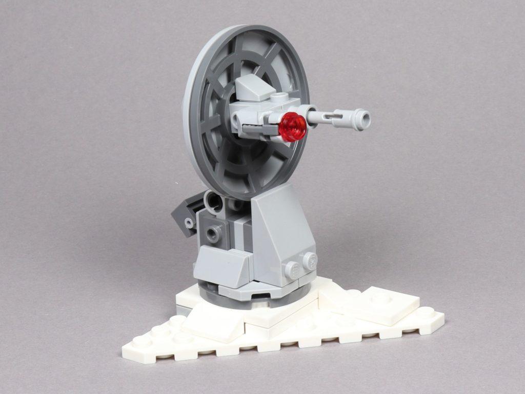 LEGO® Star Wars™ 75259 - 1.4-FD-P-Turm | ©2019 Brickzeit