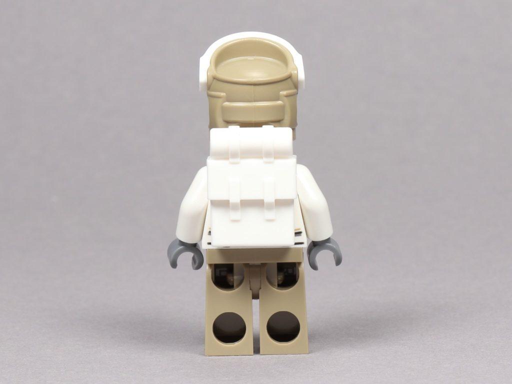LEGO® Star Wars™ 75259 - Rebellen-Soldat im Hoth-Outfit, Rückseite | ©2019 Brickzeit