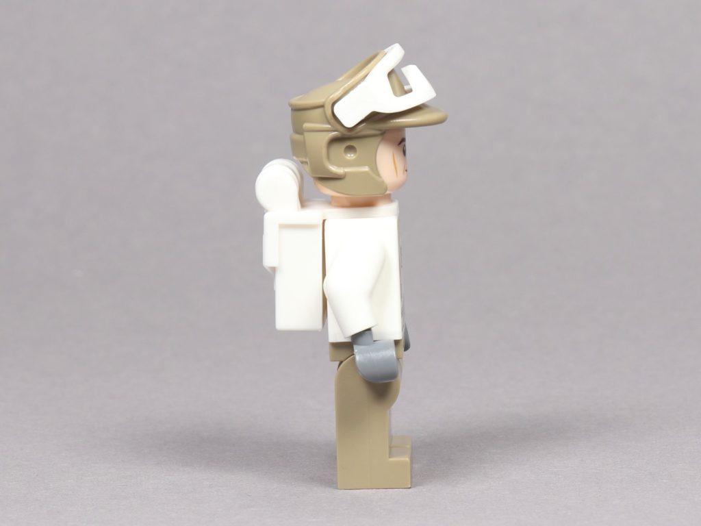 LEGO® Star Wars™ 75259 - Rebellen-Soldat im Hoth-Outfit, rechte Seite | ©2019 Brickzeit