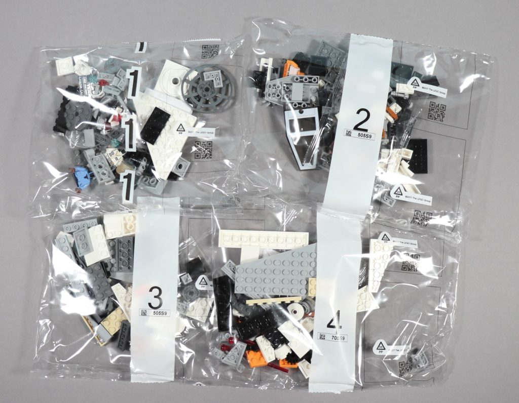 LEGO® Star Wars™ 75259 - Bausteintütchen | ©2019 Brickzeit