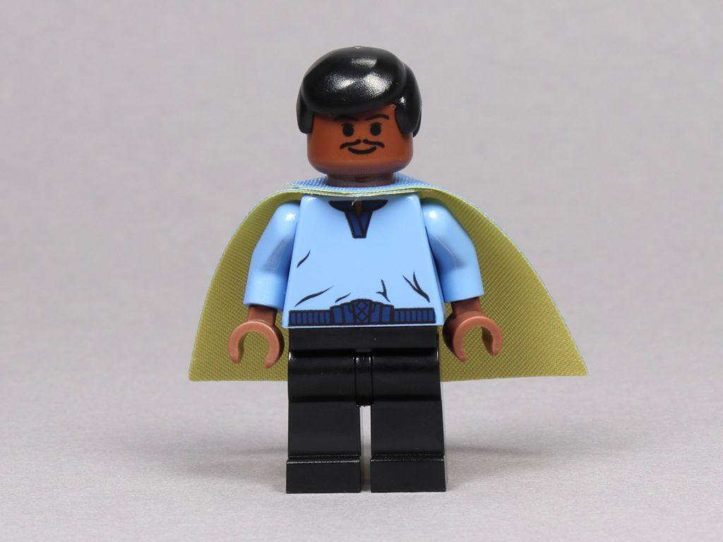 LEGO® Star Wars™ 75259 - Jubiläumsminifigur, Lando Calrissian, Vorderseite | ©2019 Brickzeit