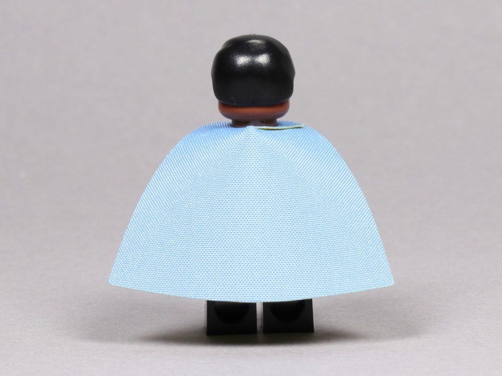 LEGO® Star Wars™ 75259 - Jubiläumsminifigur, Lando Calrissian, Rückseite | ©2019 Brickzeit