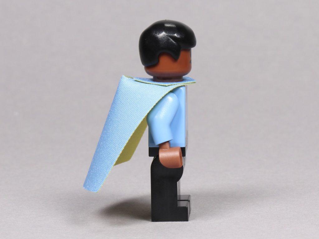 LEGO® Star Wars™ 75259 - Jubiläumsminifigur, Lando Calrissian, rechte Seite | ©2019 Brickzeit